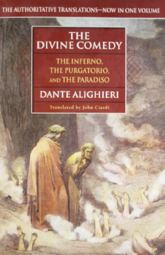 The Divine Comedy (The Inferno, The Purgatorio, and The...