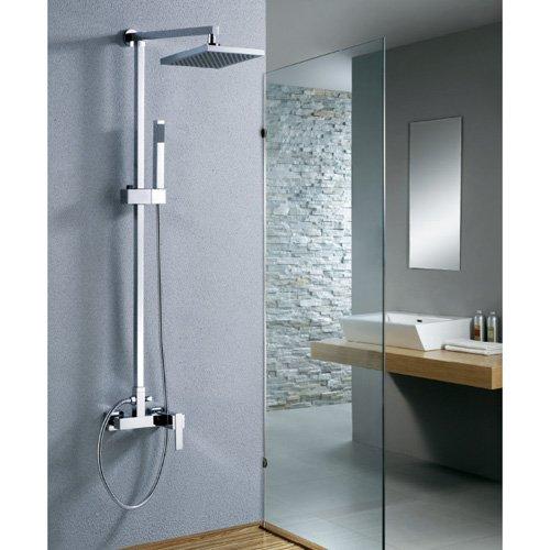Rainfall Shower Faucet Set