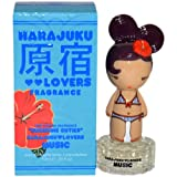 Gwen StefaniHara Juku Lovers Sunshine Cuties Music Eau De Toilette Spray 10ml