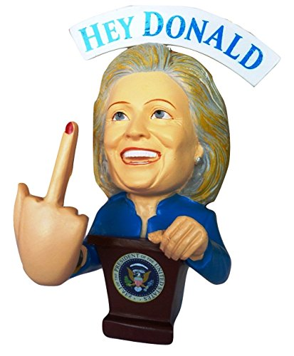Hillary-Clinton-FU-YOU-Donald-Trump-Bobble-Middle-Finger-Bobblehead-Election-2016