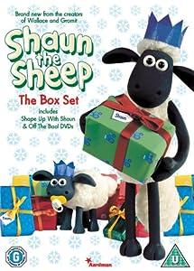 Shaun the Sheep - The Box Set [REGION 2 IMPORT-NON USA FORMAT]