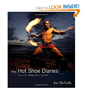 The Hot Shoe Diaries: Big Light from Small Flashes Joe McNally