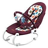 BabaBing loBO2 Two Position Baby Bouncer Little Monsters