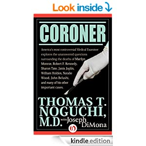 Coroner (The Coroner Series Book 1)