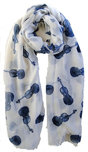 cream-blue-violin-cello-musical-instrument-scarf-ladies-fashion-scarves