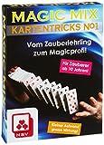 Nürnberger-Spielkarten 4010 - Magic Mix - Kartentricks No....
