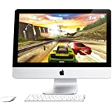 Apple iMac MC812D/A 54.6 cm (21.5 Zoll) Desktop-PC (Intel Core i5-2500S, 2,7GHz, 4GB RAM, 1TB HDD, AND HD 6770M, DVD, Mac OS)