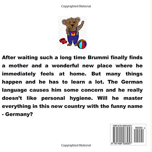 My New Home: Volume 3 (Brummi - the little bear)