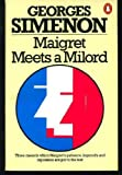 Maigret Meets a Milord Omnibus (0140066519) by Simenon, Georges