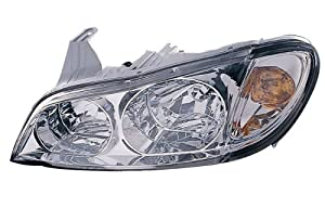 Depo Infiniti I30 Driver & Passenger Side Replacement Headlights