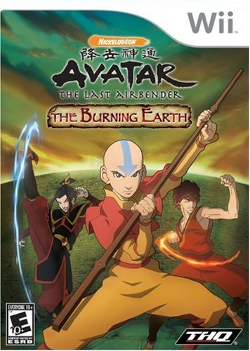 51zYRqsK4CL Avatar: The Burning Earth (NTSC) & (PAL)