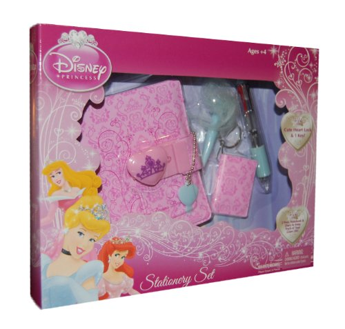 Disney Princess Stationery Set - 1