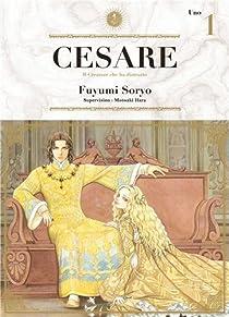 Cesare, tome 1 par Fuyumi Soryo