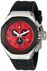 Swiss Legend 10542-05-BB - Reloj de pulsera hombre, caucho, color negro