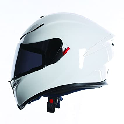 AGV K5 Sv Plain moto casque blanc
