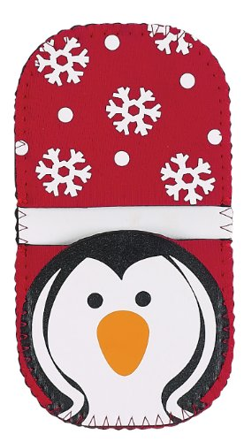 Boston Warehouse Penguin Party Finger Grip Set