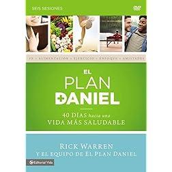The plan Daniel - Estudio en DVD: 40 d�as hacia una vida m�s saludable