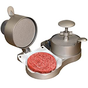 Weston Non-stick Single Hamburger Press Patty Maker For Bbq Grilling ...