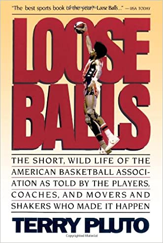 Loose Balls written by Terry Pluto