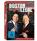 Boston Legal - Season 5 [4 DVDs] title=