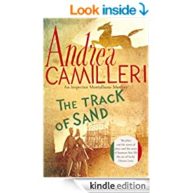 The Track of Sand: The Inspector Montalbano Mysteries - Book 12