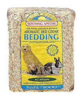 Rabbit Cage Bedding 1866 front