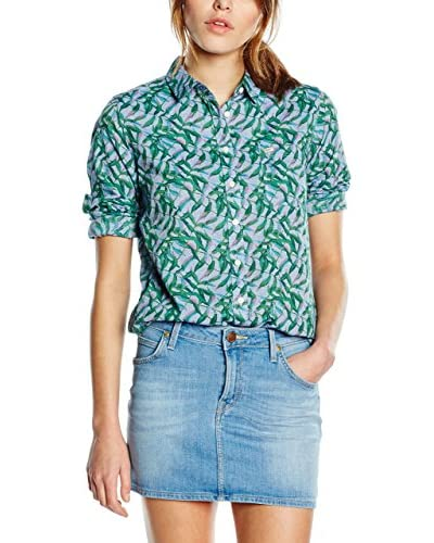 Lee Camisa Mujer One Pocket Delft
