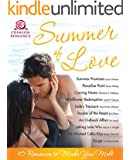 Summer of Love: 10 Romances to Make You Melt