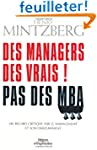 Des managers, des vrais ! Pas des MBA...