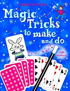 Magic Tricks to Make and Do (Usborne Activities)