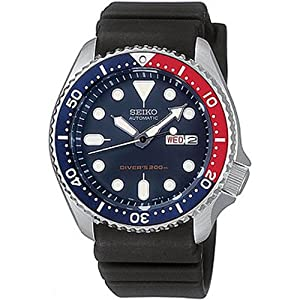 Seiko Divers Automatic Deep Blue Dial Mens Watch SKX009K1 by Seiko