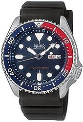 Seiko Divers Automatic Deep Blue Dial Mens Watch SKX009K1