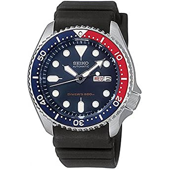 Seiko Divers Automatic Blue Dial Mens Watch SKX009K1 $155
