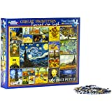White Mountain Puzzles Van Gogh - 1000 Piece Jigsaw Puzzle