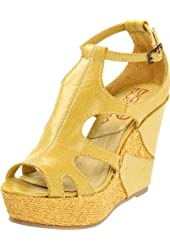 Big Buddha Women's Fun Wedge Sandal