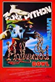 MONTY PYTHON LIVE AT THE HOLLYWOOD BOWL 1983 UK POSTER