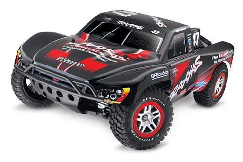 Traxxas RTR 1/10 Slash 4X4 Ultimate VXL 2.4GHz with 7 Cell Battery and Charger (Colors May Vary)