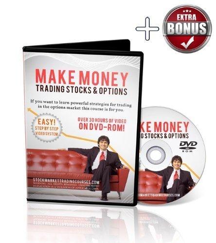 Make Money Trading Stocks & Options – Over 30 Hours Video Plus Bonus!