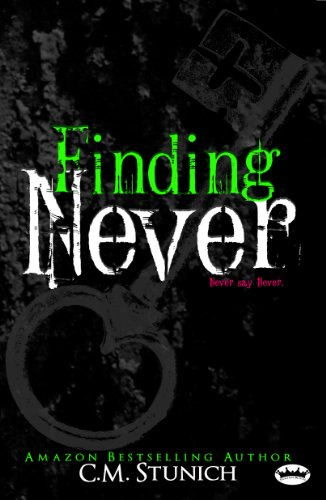 Finding Never: A New Adult Romance (Tasting Never Book 2)