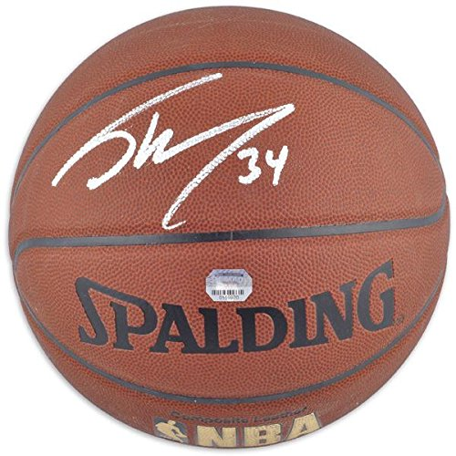 Shaquille O'Neal Los Angeles Lakers Autographed Spalding Indoor/Outdoor Basketball - Fanatics Authentic Certified баскетбольную форму lakers