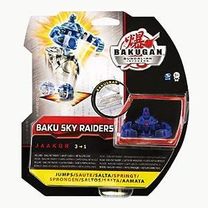 Bakugan Gundalian Invaders - Baku Sky Raiders