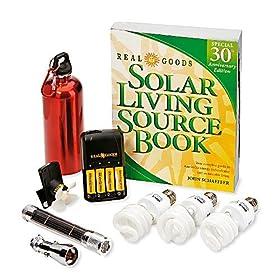 51zYsZ7XwtL. SL500 AA280  Gaiam Global Warming Energy Saving Action Kit   Large   Green Living