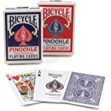 Bicycle Pinochle Playing Cards (Pack Of 2)