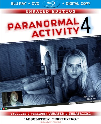 Paranormal Activity 4 Blu-ray review