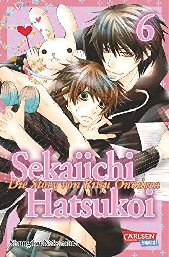 Sekaiichi Hatsukoi, Band 6
