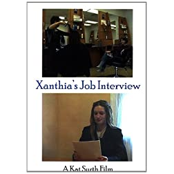 Xanthia's Job Interview