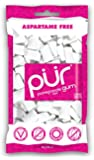 PUR Gum Bags Pomegranate & Mint