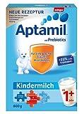 Aptamil Kindermilch 1 plus ab 1 Jahr, 4er Pack (4 x 600 g)
