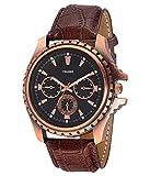 Felizer Copper Brown Watch - For Men