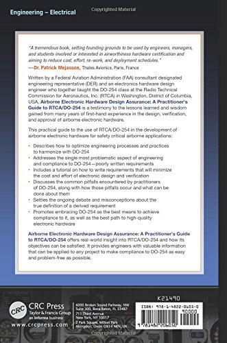 Airborne Electronic Hardware Design Assurance: A Practitioner's Guide to RTCA/DO-254
